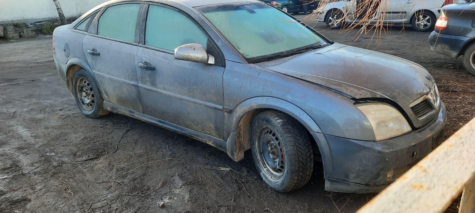 Подержанные Автозапчасти Opel VECTRA 2003 2.0 машиностроение хэтчбэк 4/5 d. синий 2021-3-03