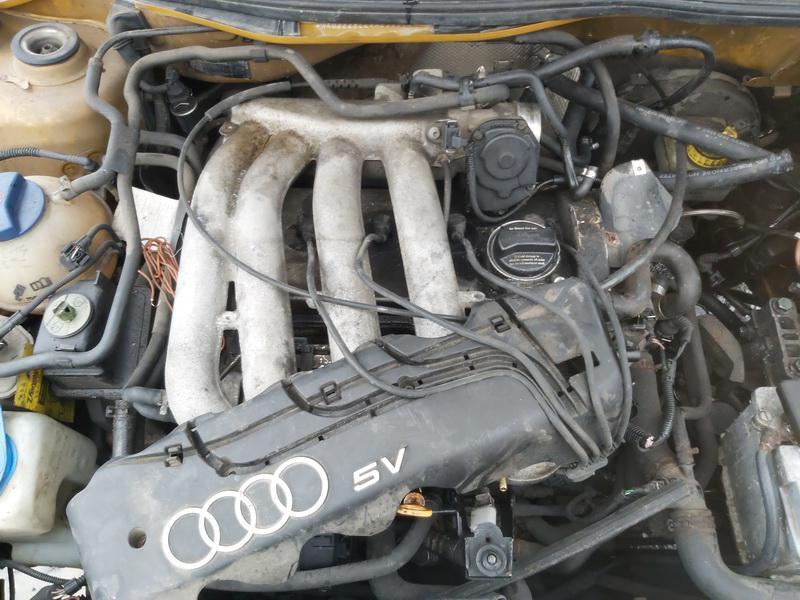 Naudotos automobiliu dallys Foto 2 Audi A3 1997 1.8 Mechaninė Hečbekas 2/3 d. Geltona 2020-11-21 A5841
