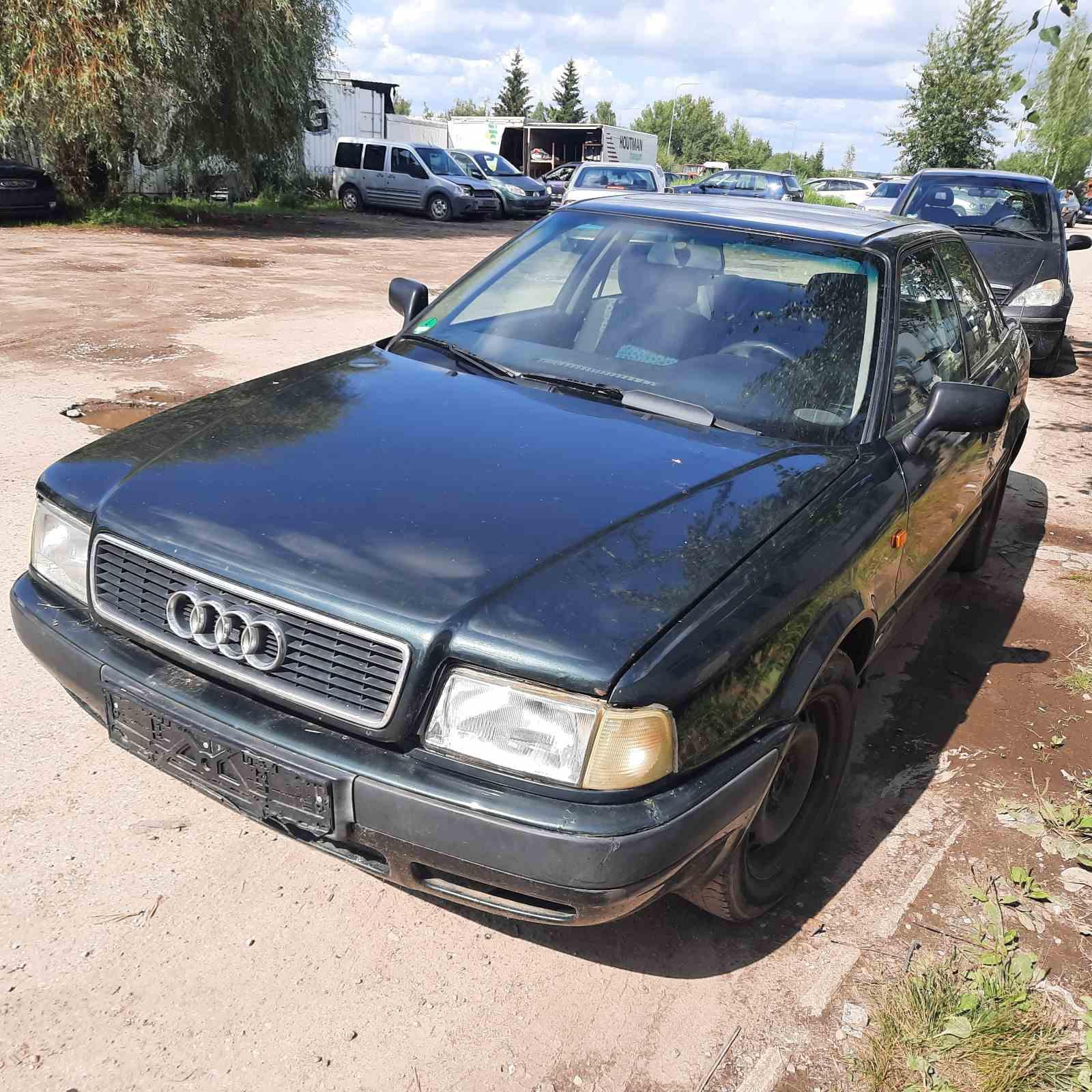 Foto-2 Audi 80 80, B4 1991.09 - 1995.01 1993 Benzinas 2.0