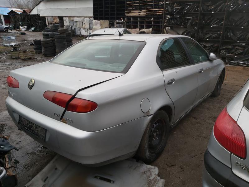 Подержанные Автозапчасти Foto 10 Alfa-Romeo 166 1999 2.4 машиностроение седан 4/5 d. Серый 2020-11-21 A5842