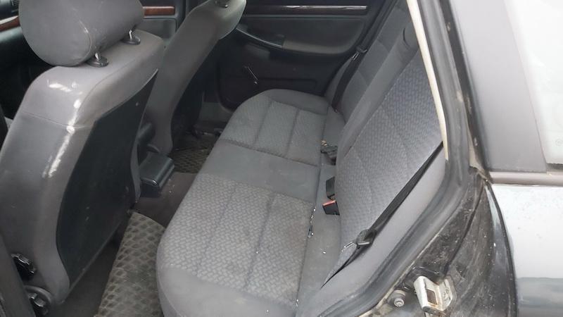 Naudotos automobilio dalys Audi A4 1997 1.8 Mechaninė Universalas 4/5 d. Juoda 2021-1-04