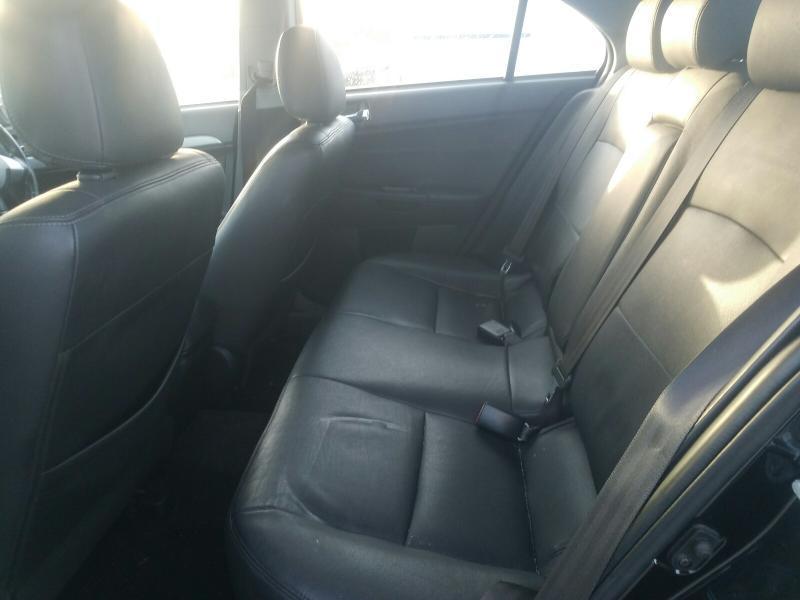 Naudotos automobilio dalys Mitsubishi LANCER 2011 1.5 Mechaninė Hečbekas 4/5 d. Juoda 2021-1-11