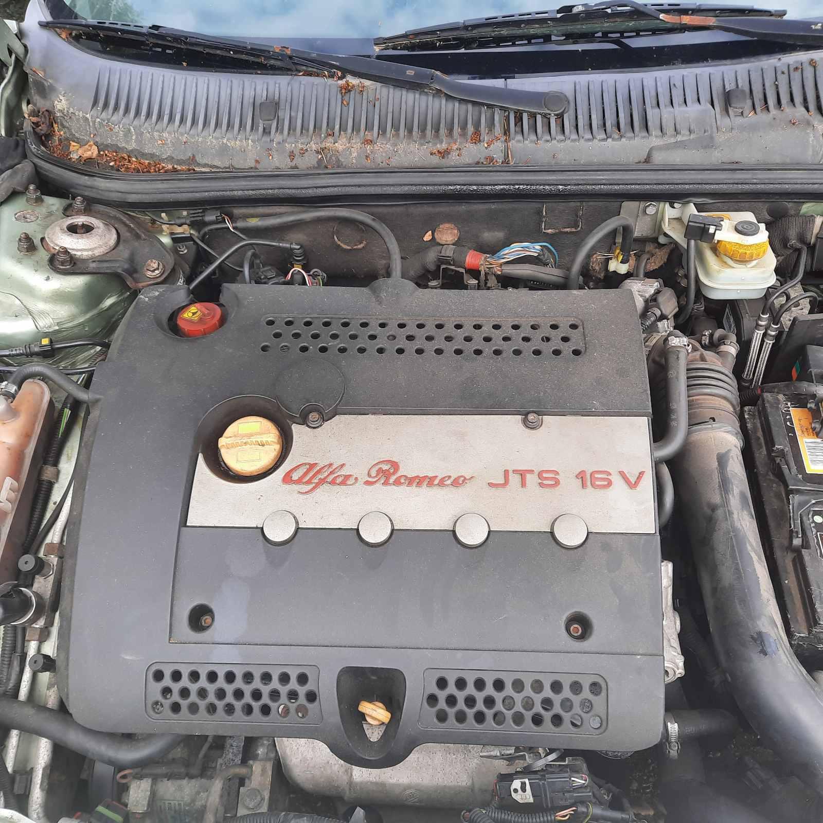 Foto-3 Alfa-Romeo 156 156 1997.07 - 2003.11 2003 Petrol 2.0