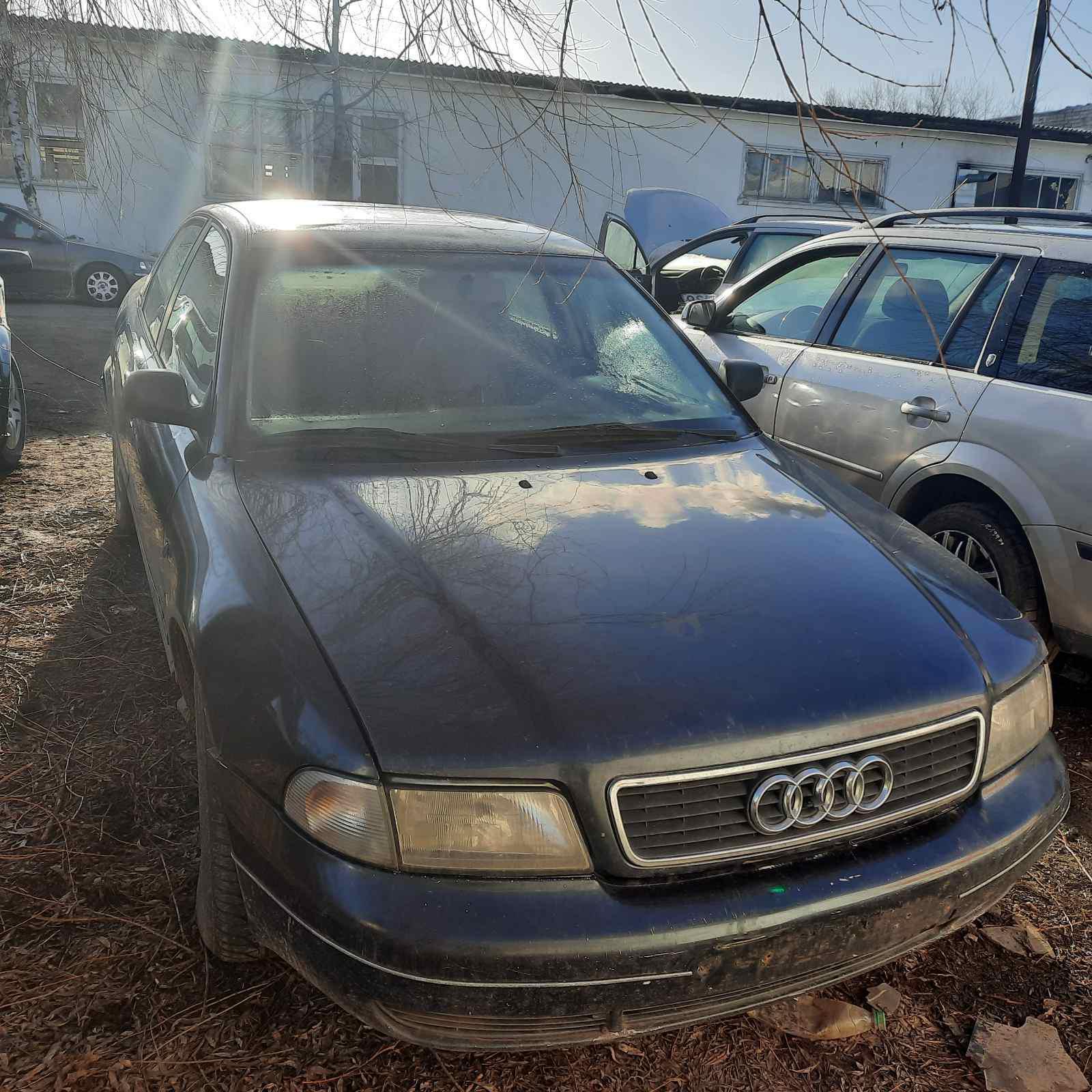 Подержанные Автозапчасти Audi A4 1996 1.9 машиностроение седан 4/5 d. черный 2021-3-02