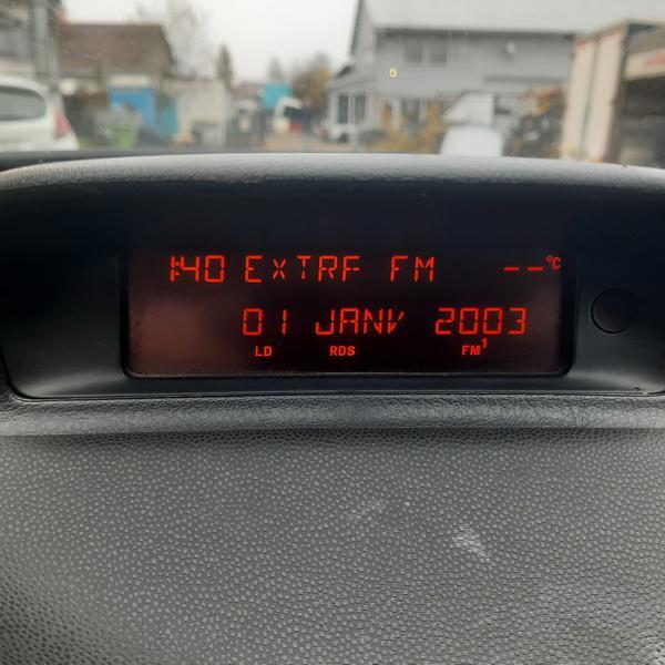 Naudotos automobiliu dallys Foto 10 Peugeot 307 2005 1.6 Mechaninė Universalas 4/5 d. Melyna 2021-10-14 A6742