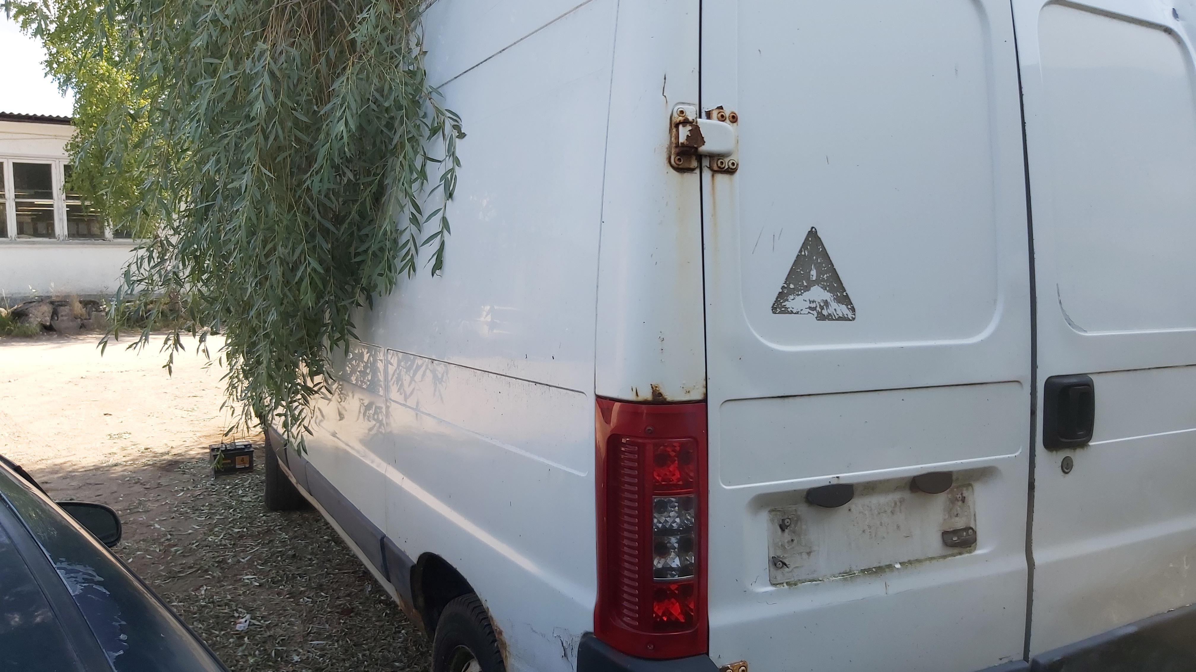 Naudotos automobilio dalys Peugeot BOXER 2004 2.8 Mechaninė Krovininis mikroautobusas 2/3 d. Balta 2021-7-20