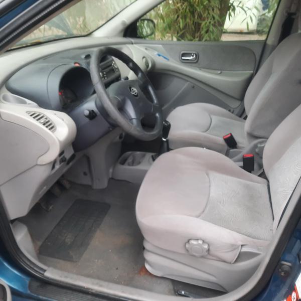 Naudotos automobilio dalys Nissan ALMERA TINO 2002 2.2 Mechaninė Vienatūris 4/5 d. Melyna 2021-10-14