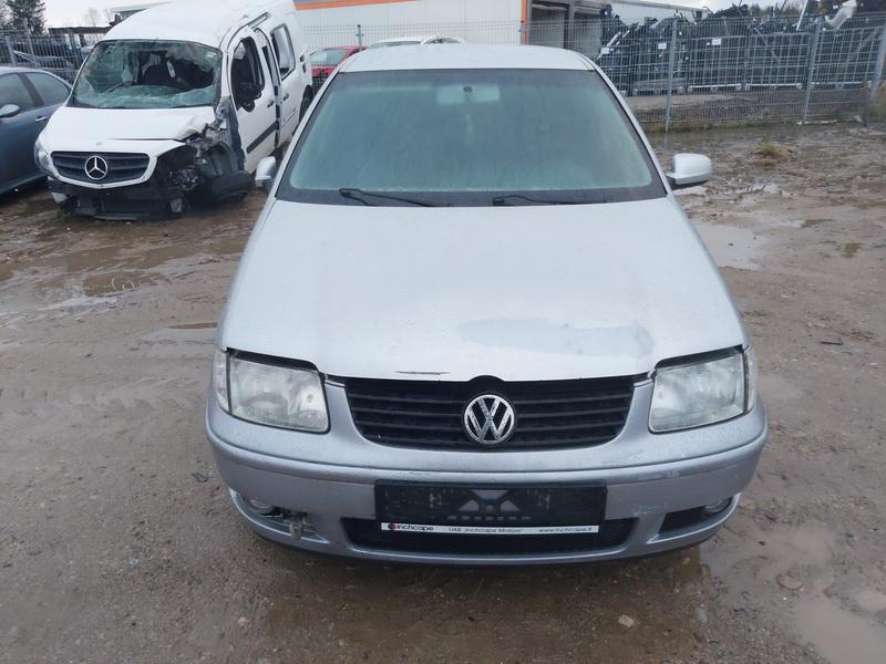 Подержанные Автозапчасти Foto 3 Volkswagen POLO 2001 1.4 машиностроение хэтчбэк 4/5 d. Серый 2020-11-20 A5837