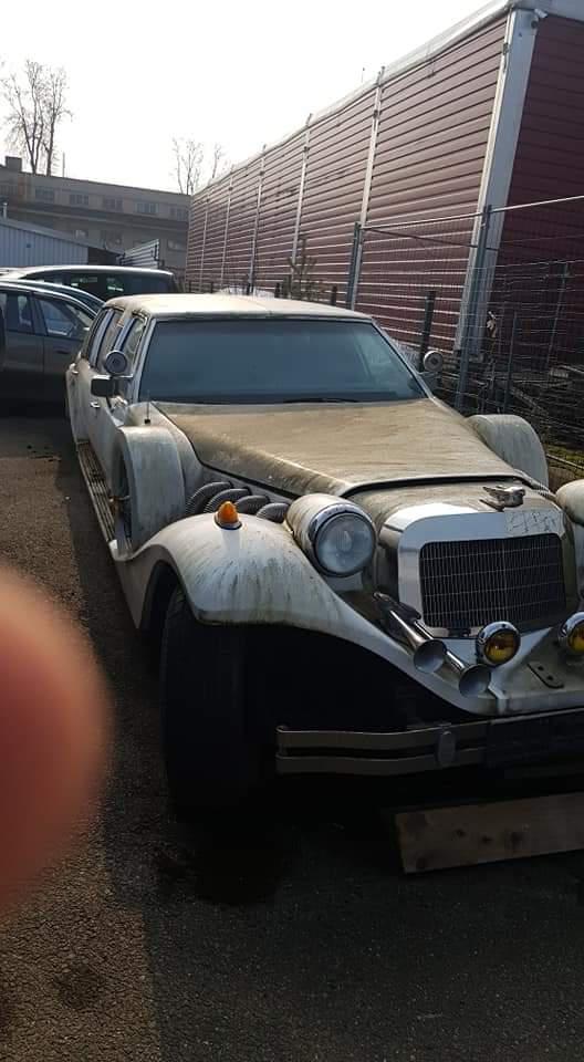 Naudotos automobilio dalys Excalibur EXCALIBUR 1980 5.0 Automatinė Limuzinas 4/5 d. Balta 2021-4-20
