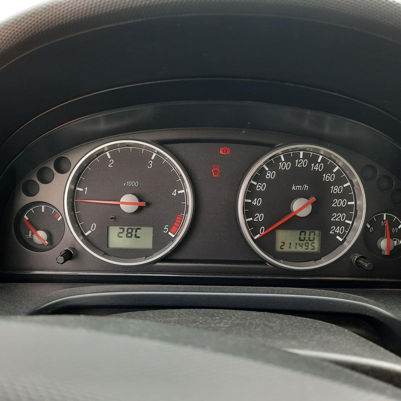 Подержанные Автозапчасти Ford MONDEO 2003 2.0 машиностроение хэтчбэк 4/5 d. белый 2021-7-23