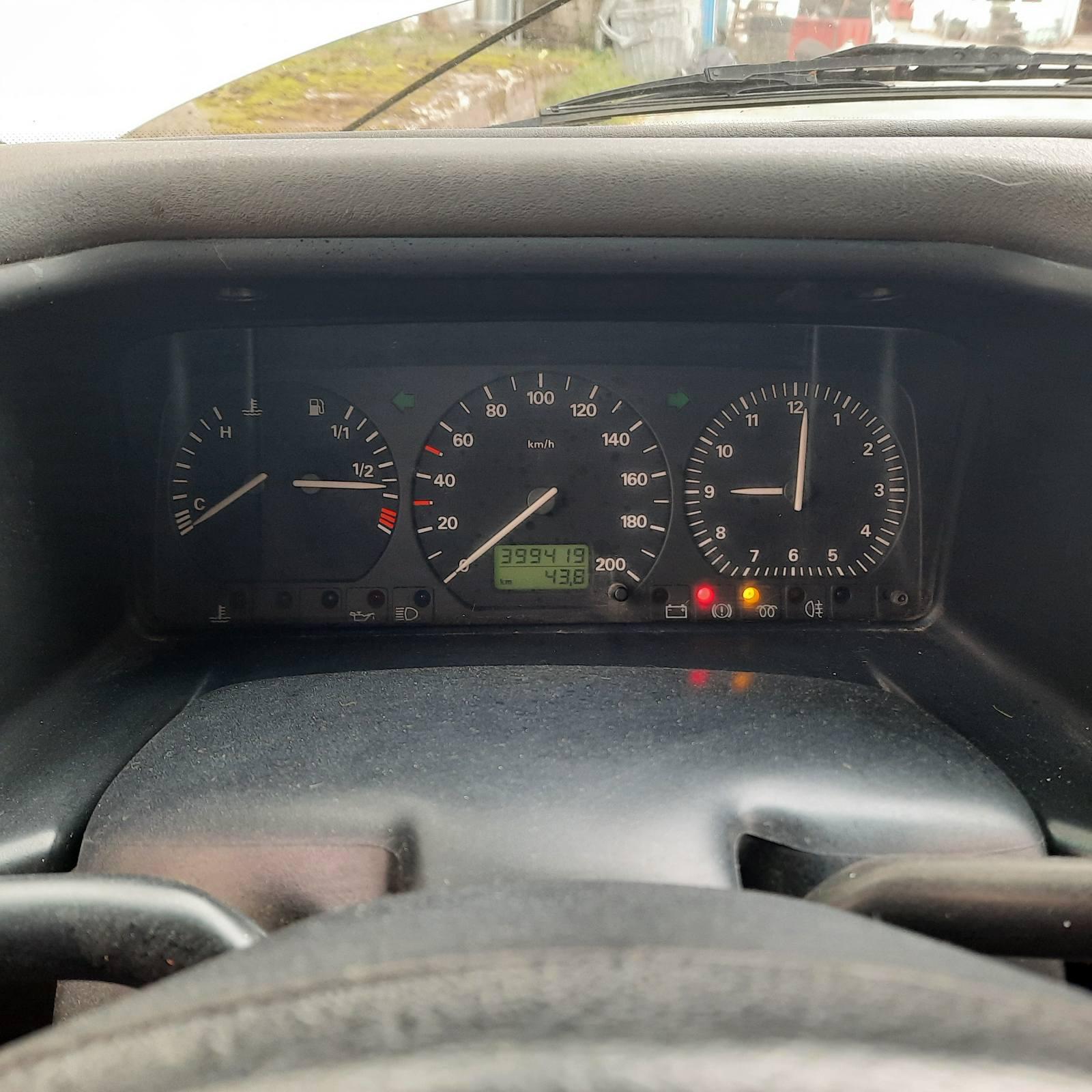 Naudotos automobilio dalys Volkswagen TRANSPORTER 1996 1.9 Mechaninė Krovininis mikroautobusas 4/5 d. Balta 2021-9-18