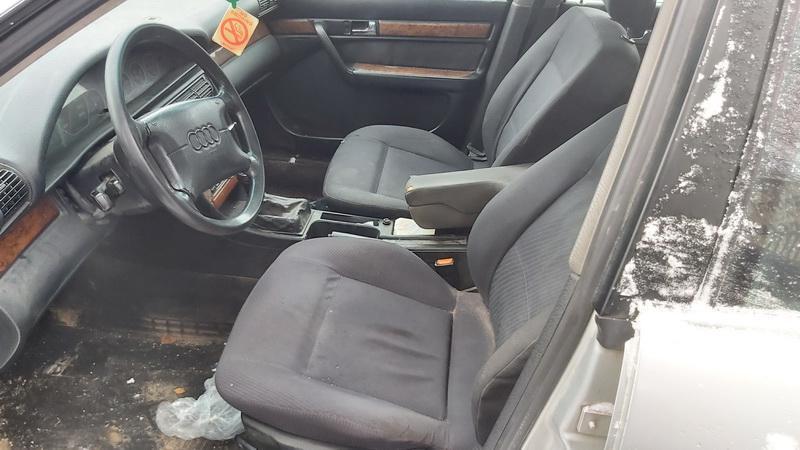 Naudotos automobiliu dallys Foto 5 Audi A6 1995 2.5 Mechaninė Universalas 4/5 d. Pilka 2020-12-11 A5925