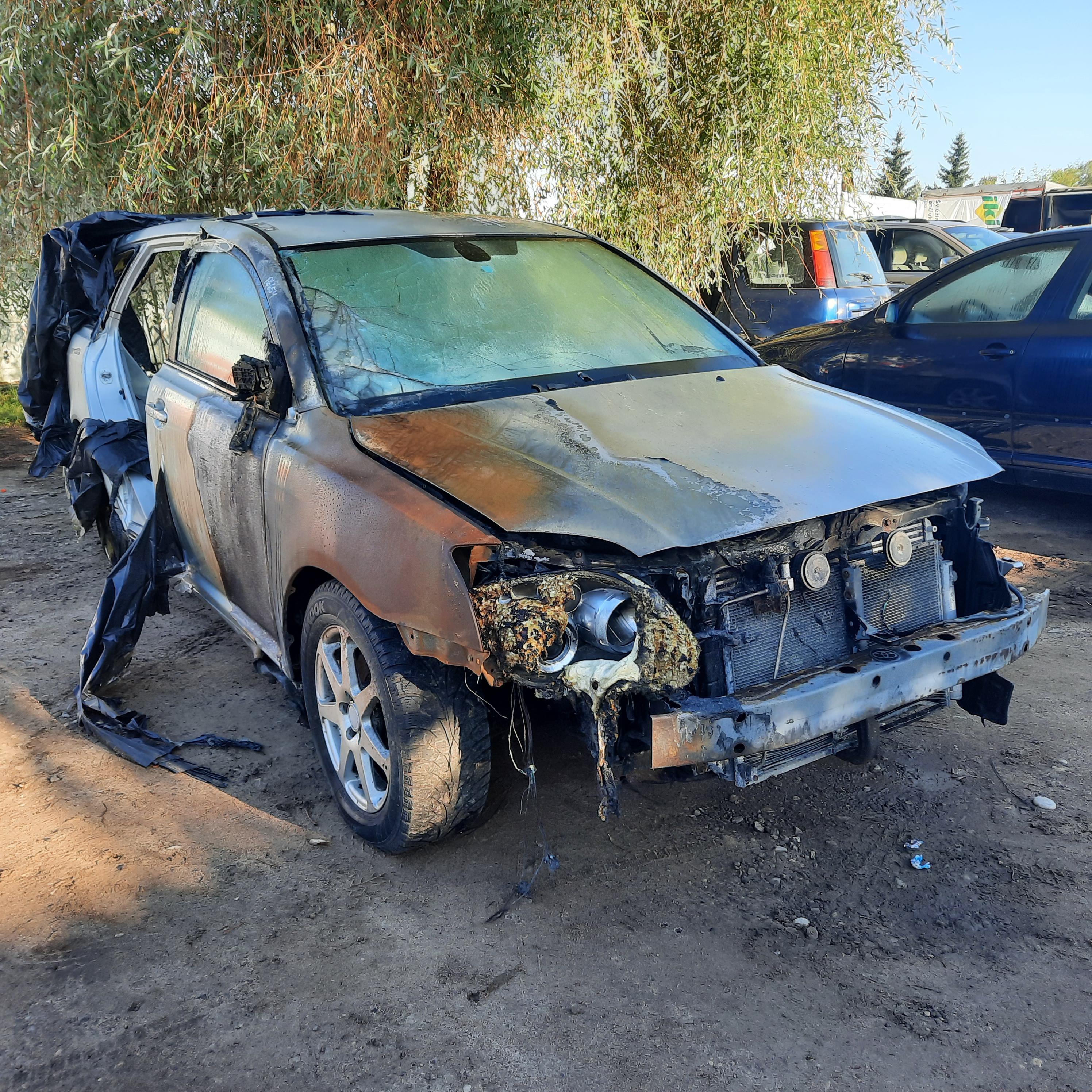 Naudotos automobilio dalys Toyota AVENSIS 2007 2.0 Mechaninė Universalas 4/5 d. Sidabrine 2021-9-15