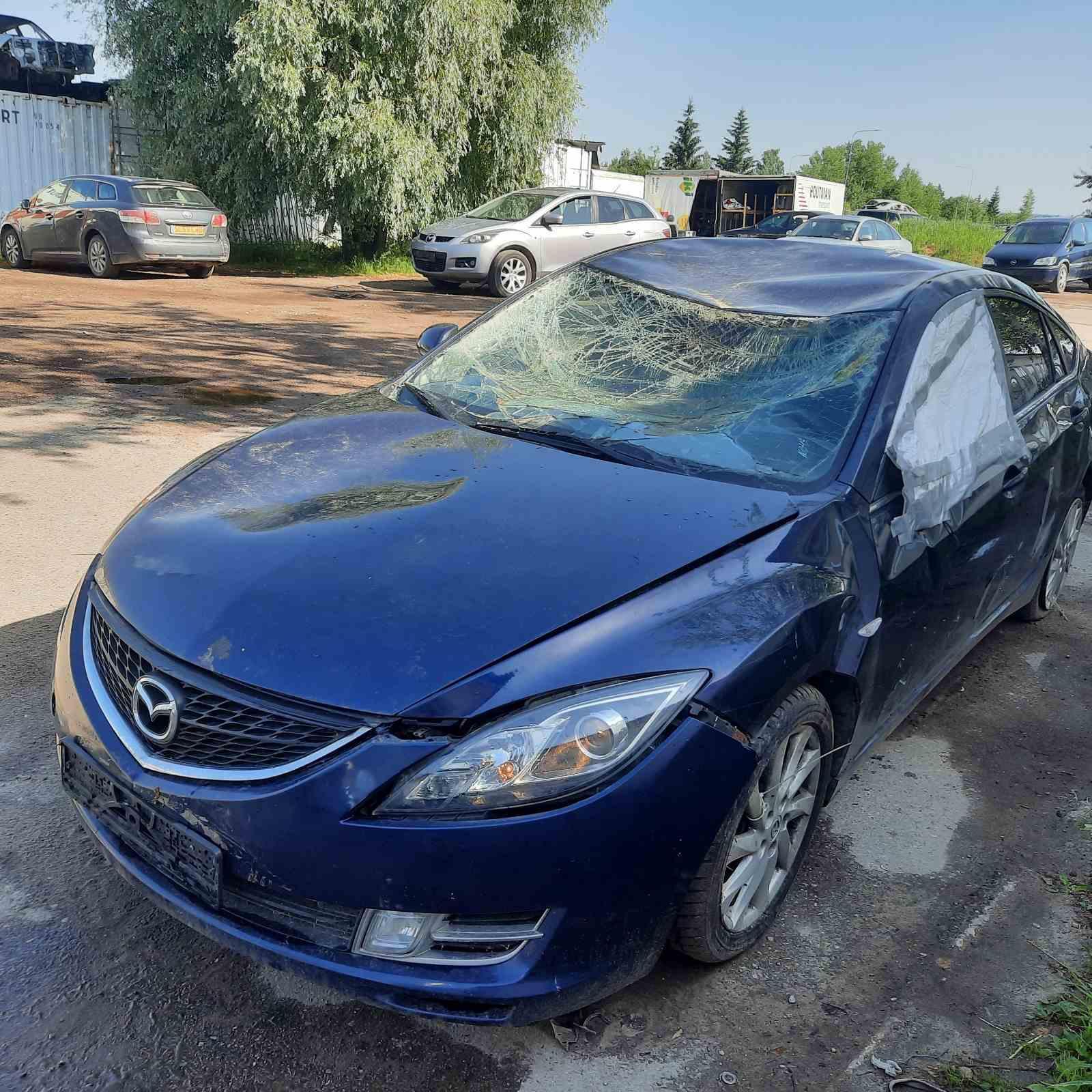 Foto-2 Mazda 6 6, 2007.08 - 2012.12 2008 Diesel 2.0