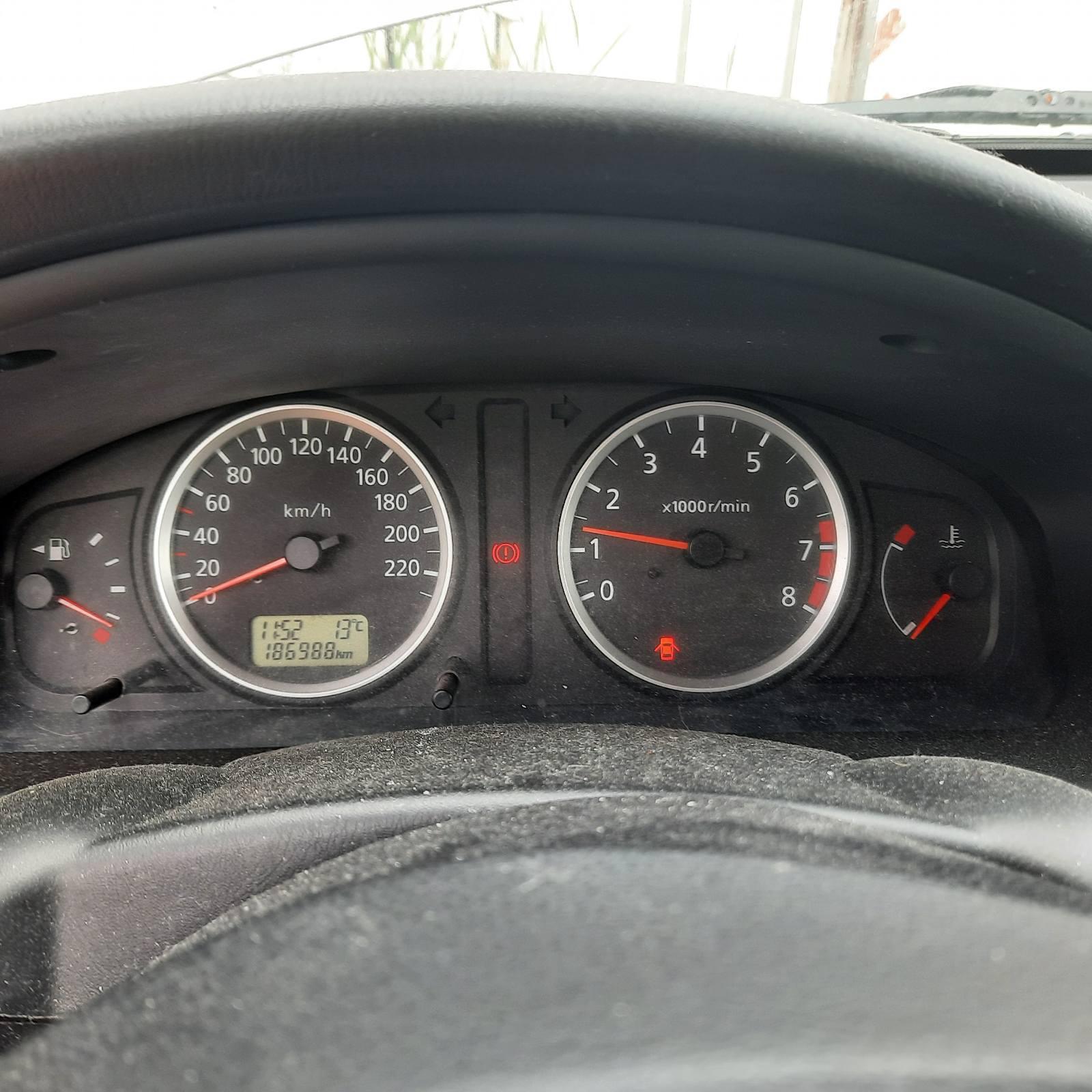 Naudotos automobilio dalys Nissan ALMERA 2006 1.5 Mechaninė Sedanas 4/5 d. Ruda 2021-7-30