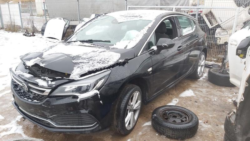 Foto-4 Opel Astra Astra, K 2015.06 - 2019.06 2017 Benzinas 1.4
