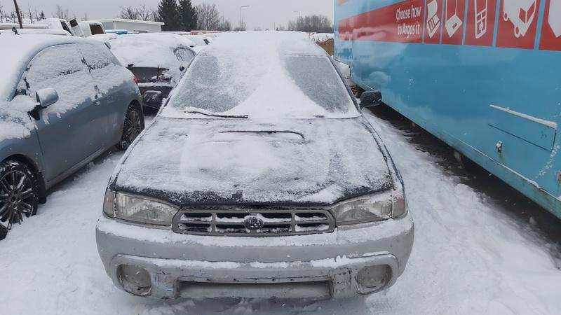 Used Car Parts Foto 3 Subaru OUTBACK 1999 2.5 Automatic Universal 4/5 d. Black 2021-1-12 A6029