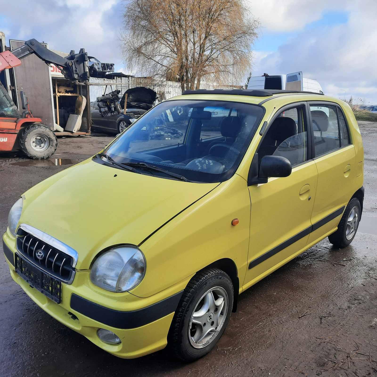 Foto-3 Hyundai Atos Atos 1998 - 2003 2002 Petrol 1.0