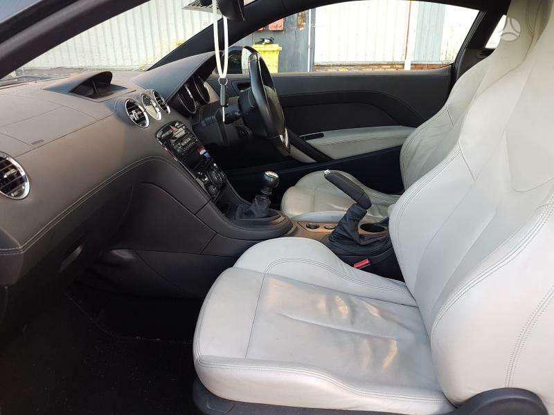 Подержанные Автозапчасти Peugeot RCZ 2011 1.6 машиностроение Купе 2/3 d. Серый 2021-4-09