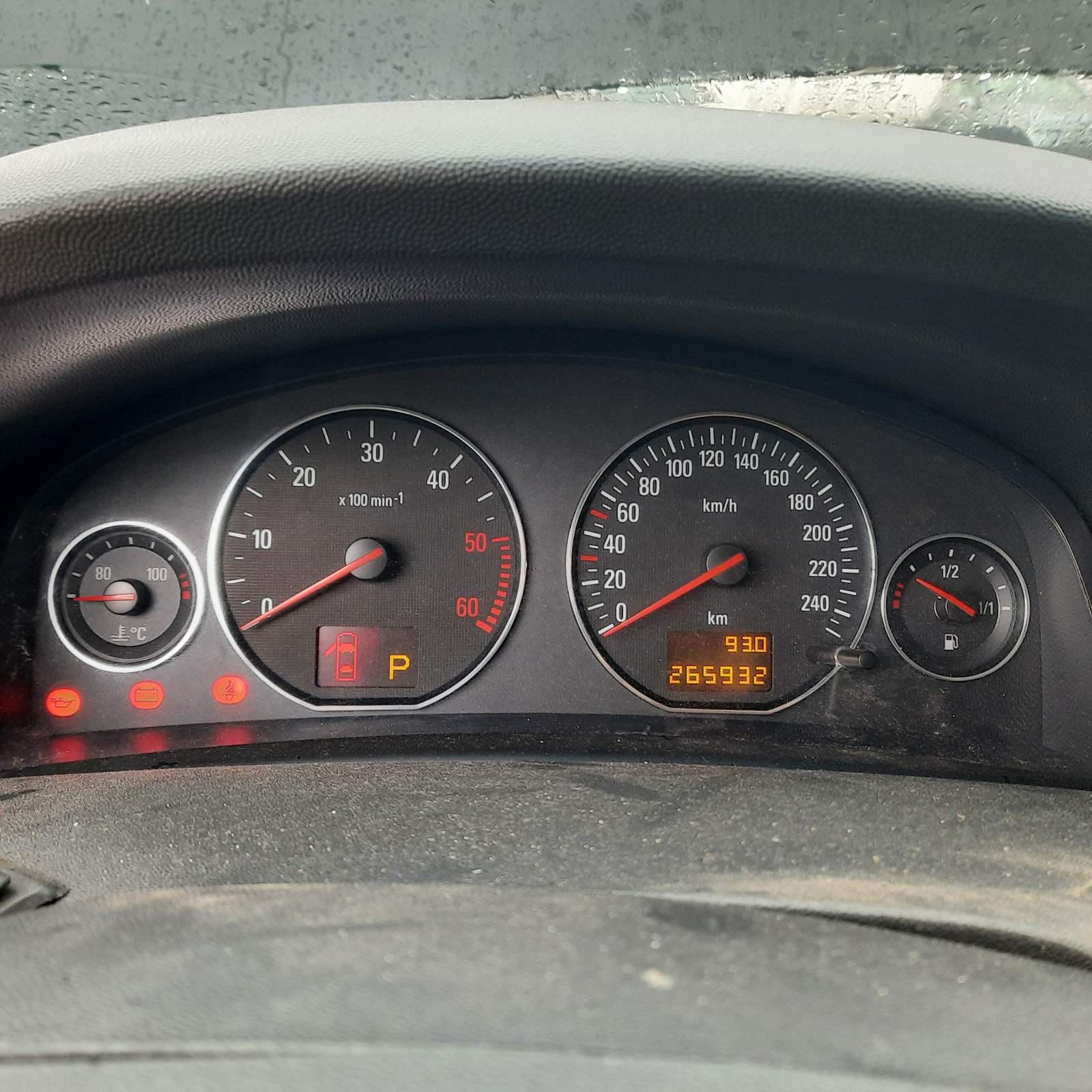 Naudotos automobilio dalys Opel SIGNUM 2003 2.2 Automatinė Hečbekas 4/5 d. Juoda 2021-8-06