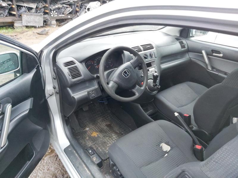 Naudotos automobilio dalys Honda CIVIC 2001 1.4 Mechaninė Hečbekas 2/3 d. Sidabrine 2020-11-23