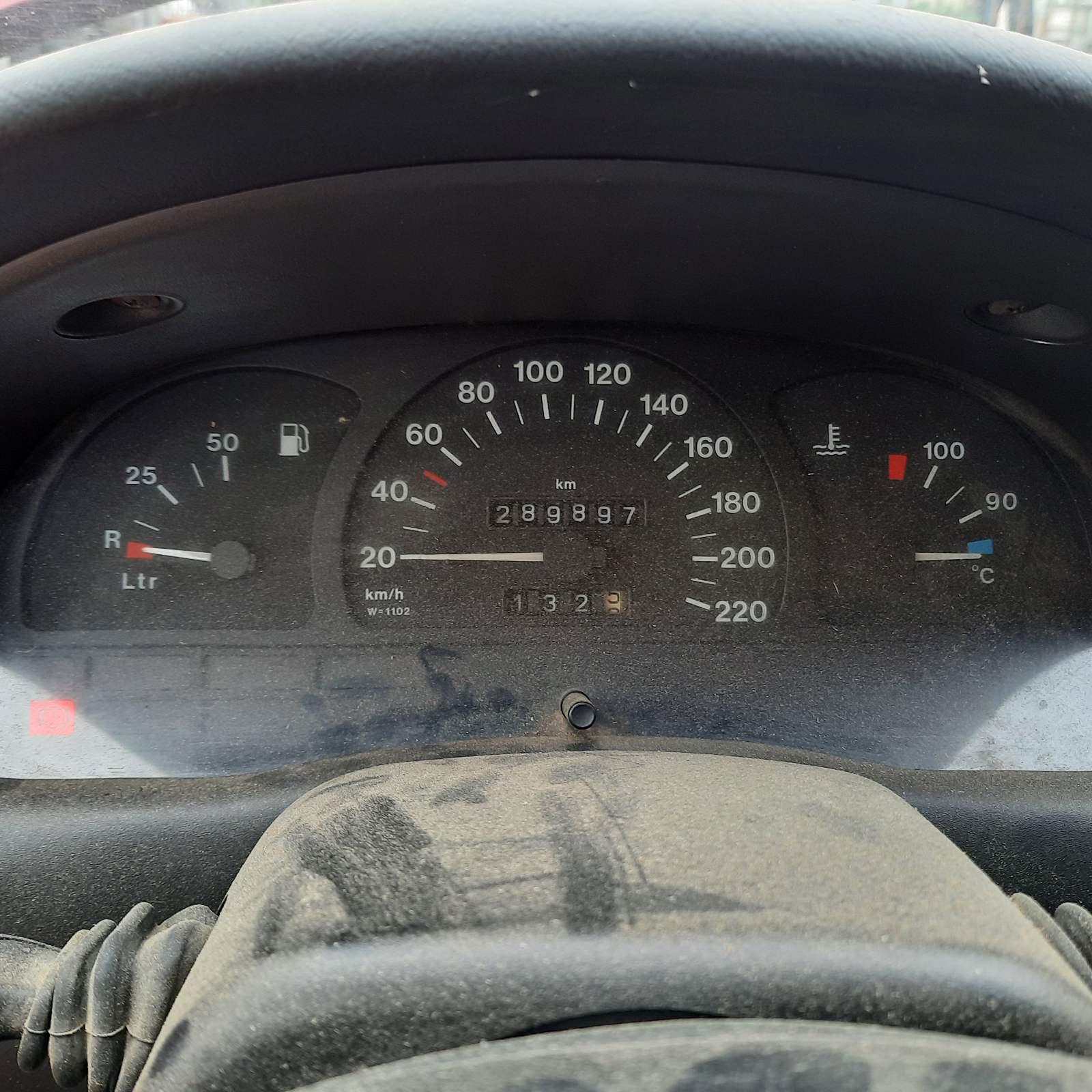 Naudotos automobilio dalys Opel ASTRA 1995 1.4 Mechaninė Hečbekas 4/5 d. Raudona 2021-7-28