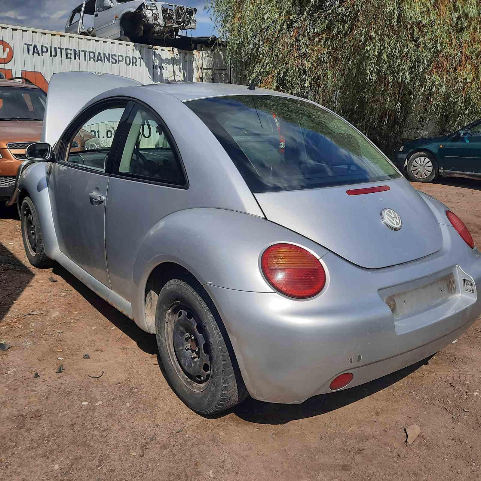 Foto-4 Volkswagen Beetle New Beetle, I 1997.01 - 2005.06 2000 Diesel 1.9