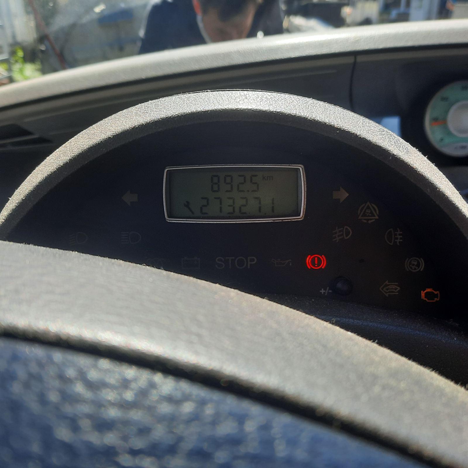 Подержанные Автозапчасти Fiat ULYSSE 2003 2.2 машиностроение минивэн 4/5 d. Серый 2021-6-16