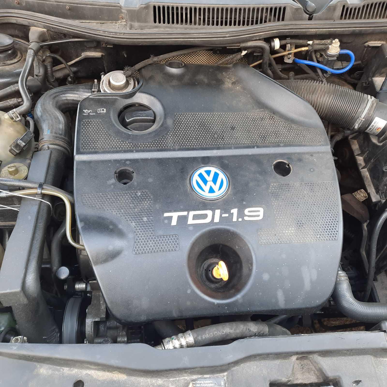Foto-3 Volkswagen Golf Golf, IV 1997.08 - 2003.10 2001 Diesel 1.9