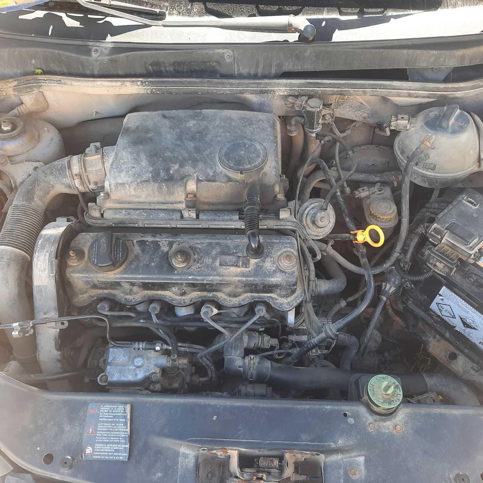 Foto-3 Seat Arosa Arosa 1997 - 2004 2000 Diesel 1.7