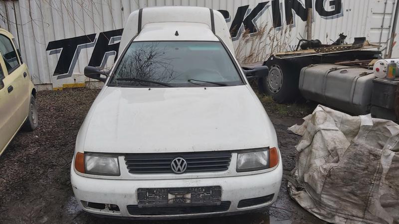 Naudotos automobiliu dallys Foto 2 Volkswagen CADDY 2001 1.9 Mechaninė Komercinis 2/3 d. Balta 2020-12-23 A5961