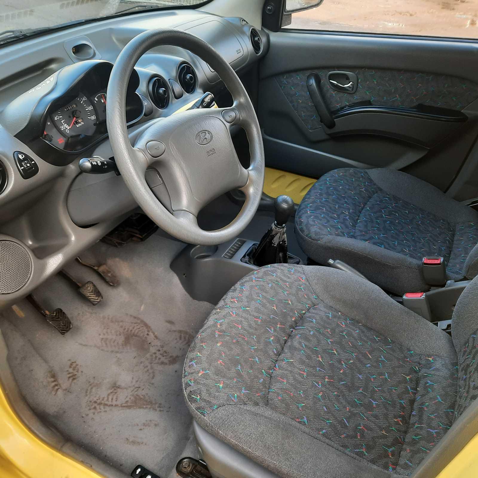 Foto-4 Hyundai Atos Atos 1998 - 2003 2002 Petrol 1.0