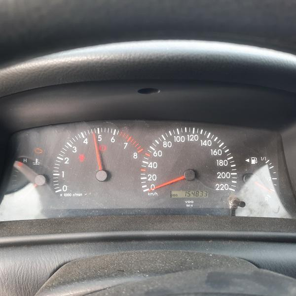 Naudotos automobiliu dallys Foto 9 Toyota COROLLA 2004 1.6 Mechaninė Hečbekas 4/5 d. Pilka 2021-10-14 A6743