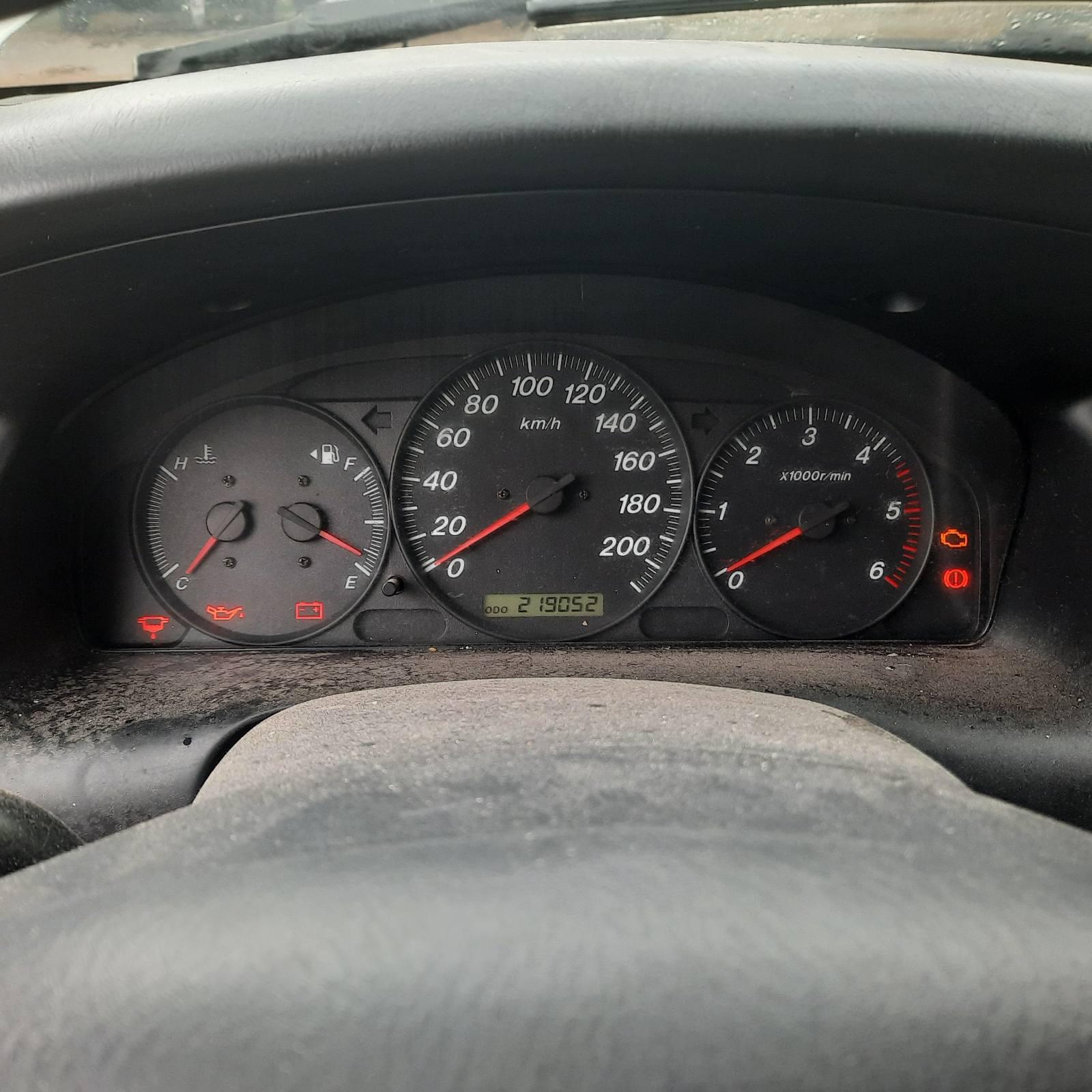 Подержанные Автозапчасти Mazda MPV 2003 2.0 машиностроение минивэн 4/5 d. Серый 2021-7-23