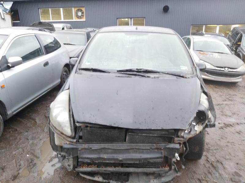 Подержанные Автозапчасти Foto 3 Honda JAZZ 2002 1.4 машиностроение хэтчбэк 4/5 d. черный 2020-11-21 A5843