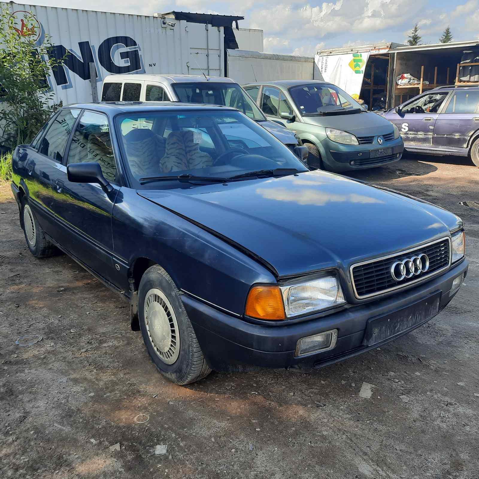 Audi 80 1990 1.8 Mechaninė