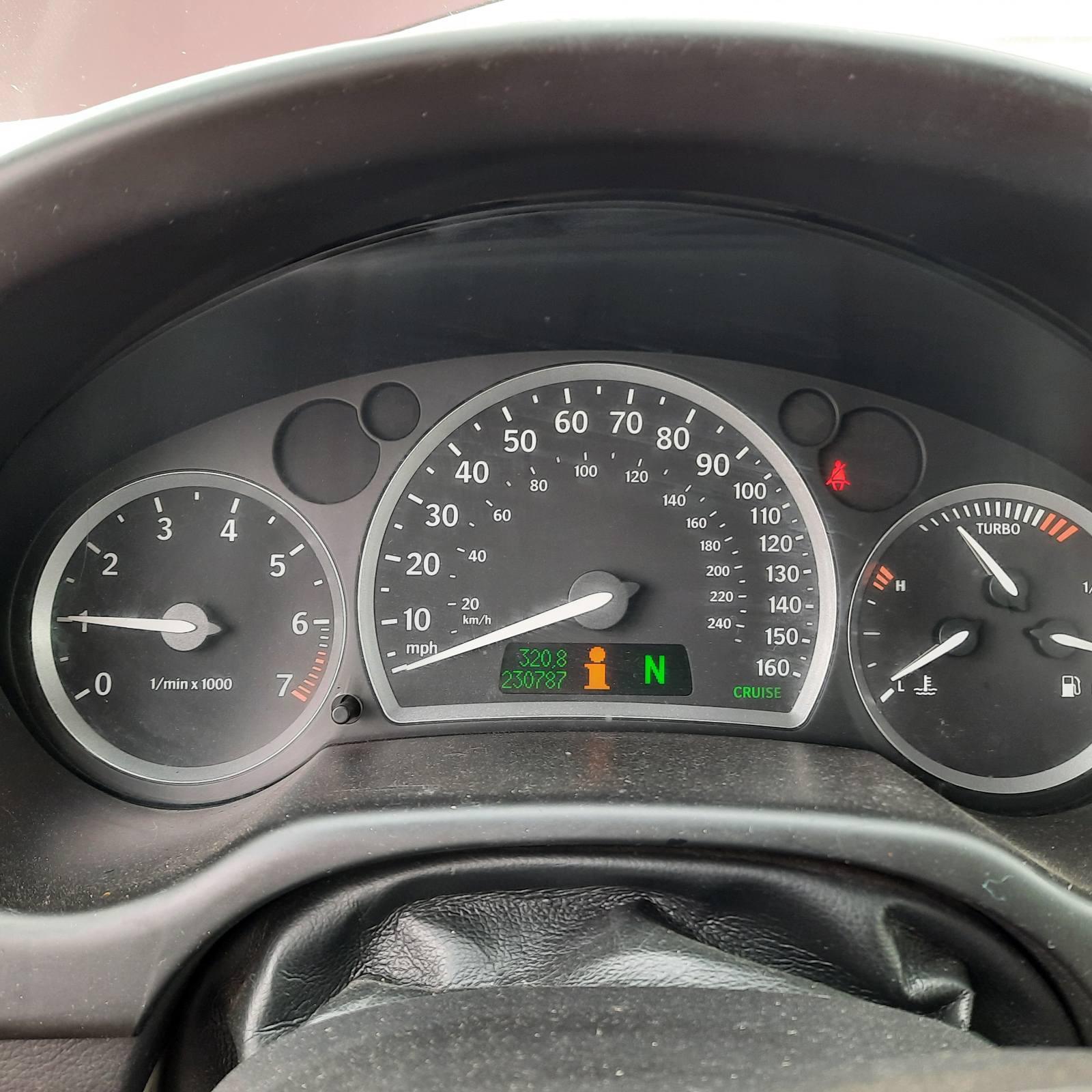 Naudotos automobiliu dallys Foto 7 SAAB 9-3 2004 2.0 Automatinė Sedanas 4/5 d. Raudona 2021-4-29 A6184