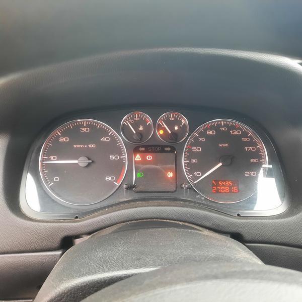 Naudotos automobiliu dallys Foto 7 Peugeot 307 2005 1.6 Mechaninė Universalas 4/5 d. Melyna 2021-10-14 A6742