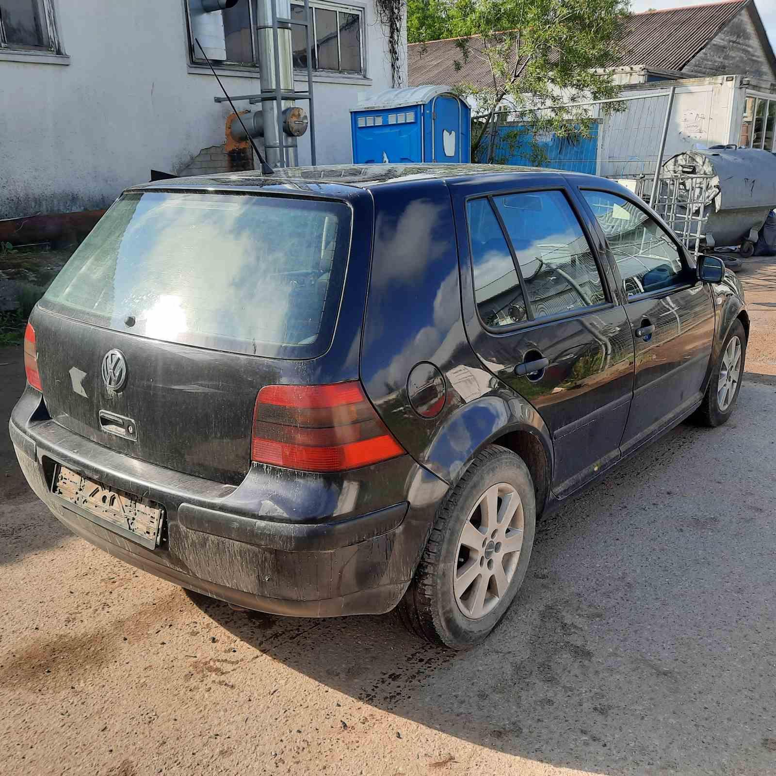 Foto-4 Volkswagen Golf Golf, IV 1997.08 - 2003.10 2001 Diesel 1.9