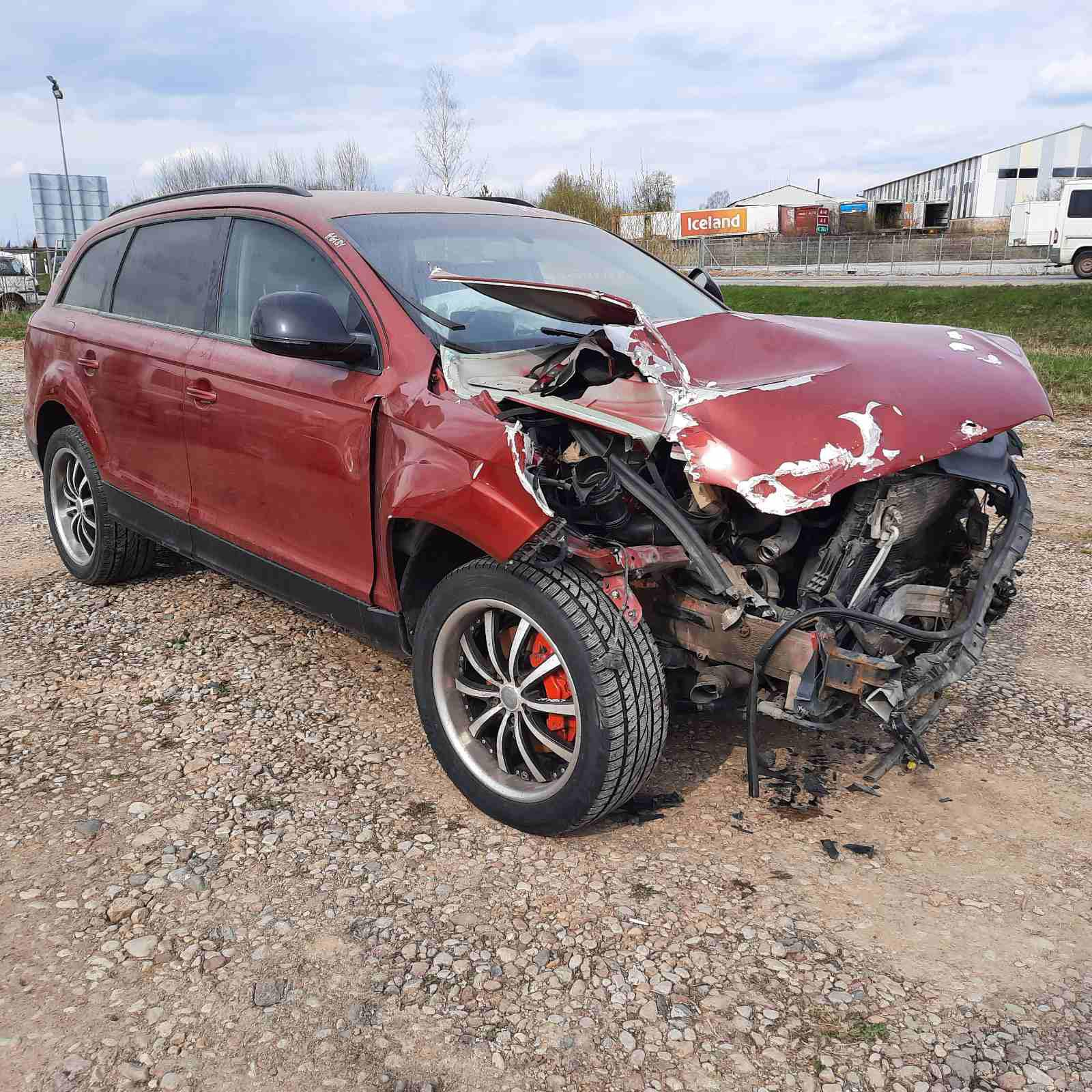Audi Q7 2006 3.0 Automatinė