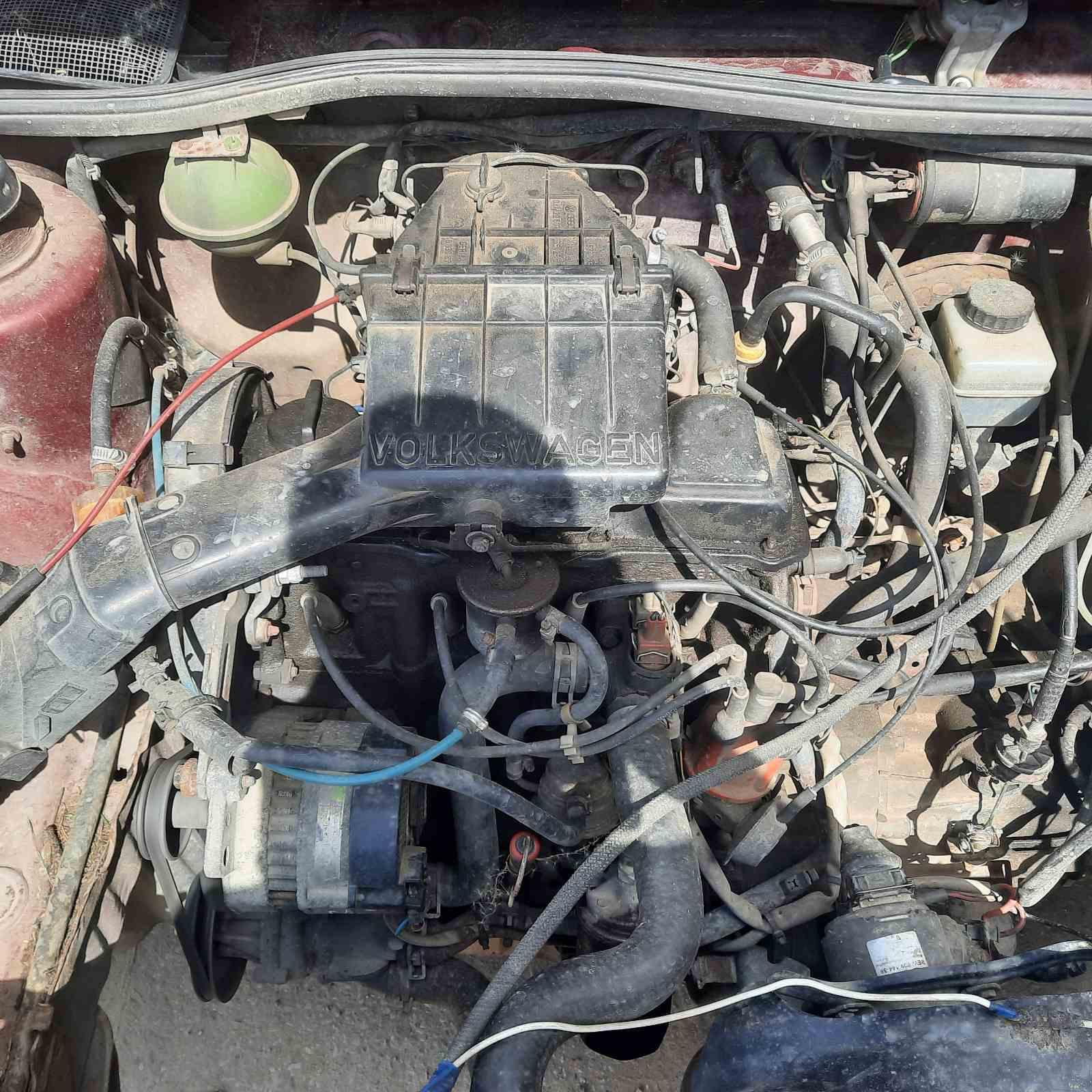 Foto-3 Volkswagen Golf Golf, II 1983.08 - 1992.07 1988 Petrol 1.6