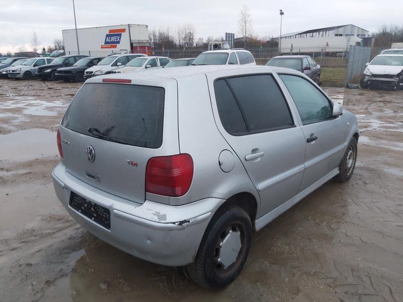 Подержанные Автозапчасти Foto 9 Volkswagen POLO 2001 1.4 машиностроение хэтчбэк 4/5 d. Серый 2020-11-20 A5837