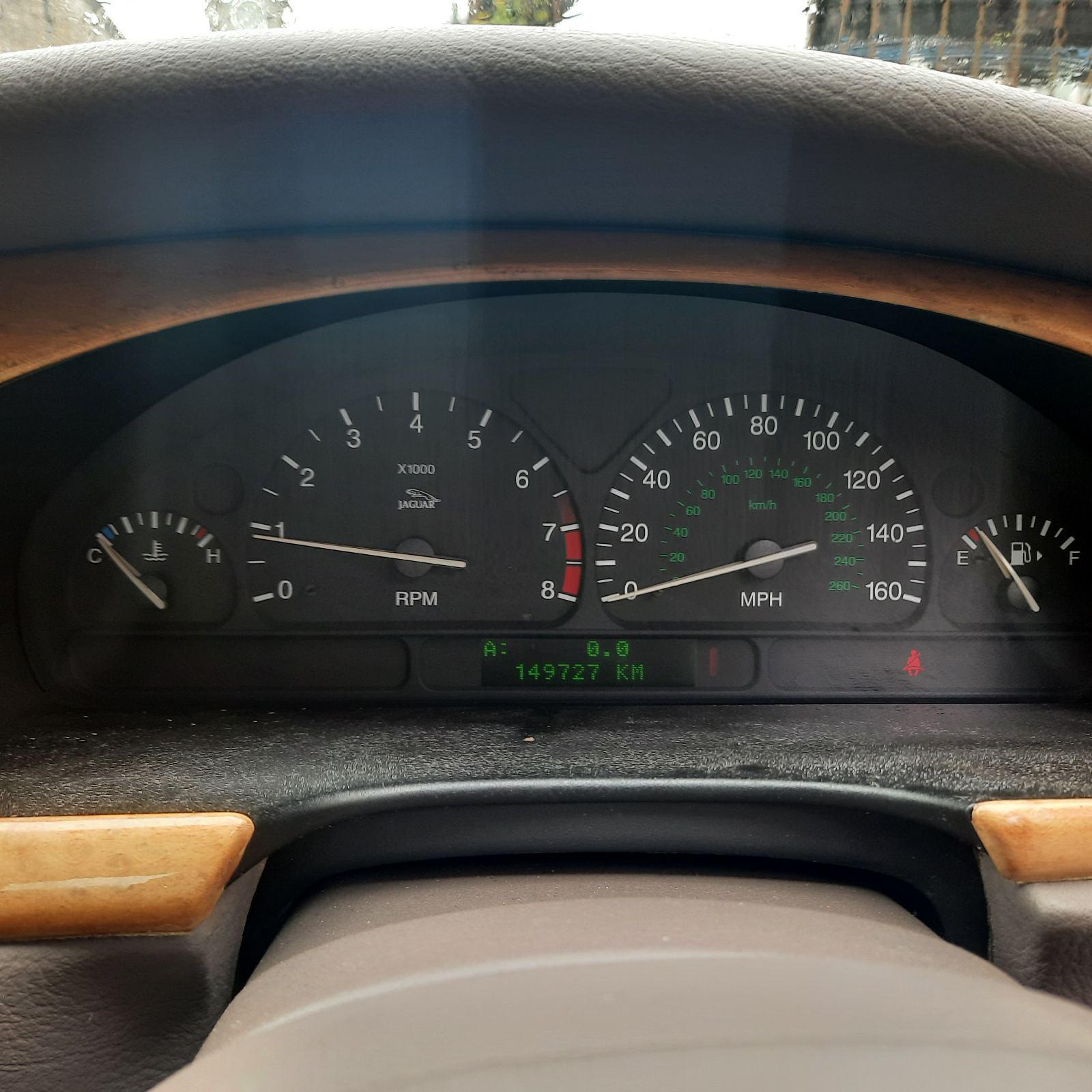 Naudotos automobilio dalys Jaguar S-TYPE 2001 3.0 Automatinė Sedanas 4/5 d. Juoda 2021-5-26