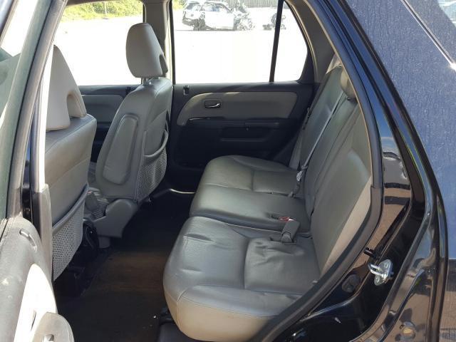 Naudotos automobilio dalys Honda CR-V 2006 2.2 Mechaninė Visureigis 4/5 d. Juoda 2021-1-11