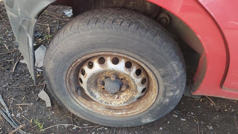 Подержанные Автозапчасти Foto 9 Fiat PANDA 2006 1.1 машиностроение хэтчбэк 4/5 d. красный 2021-5-01 A6190