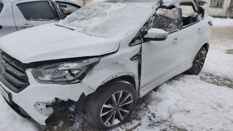 Foto-2 Ford Kuga Kuga, II C520 2016.02 - 2019 facelift 2019 Dyzelis 2.0