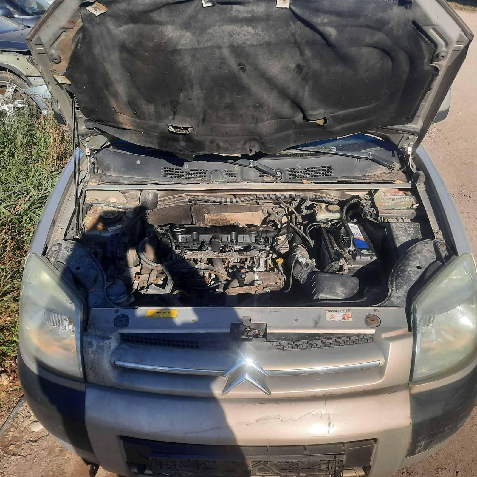 Подержанные Автозапчасти Foto 3 Citroen BERLINGO 2003 2.0 машиностроение коммерческая 4/5 d. серебро 2021-10-11 A6729