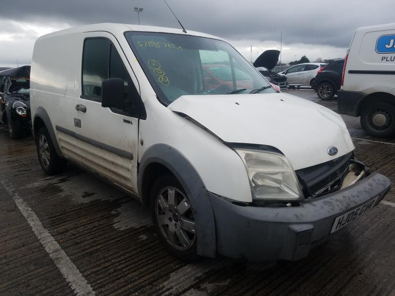 Ford TRANSIT CONNECT 2005 1.8 Mechaninė