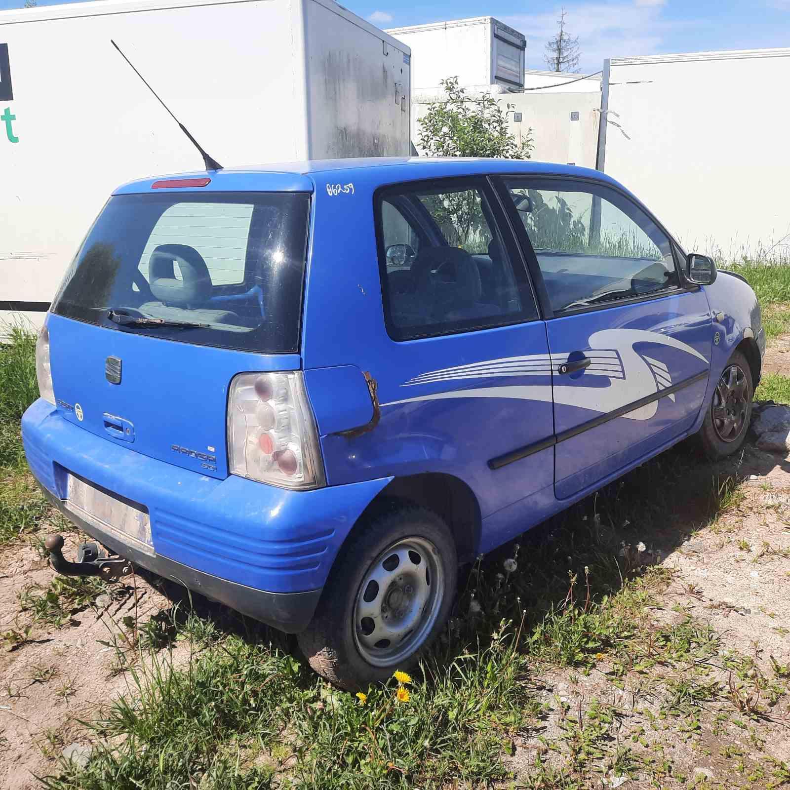 Foto-4 Seat Arosa Arosa 1997 - 2004 2000 Diesel 1.7