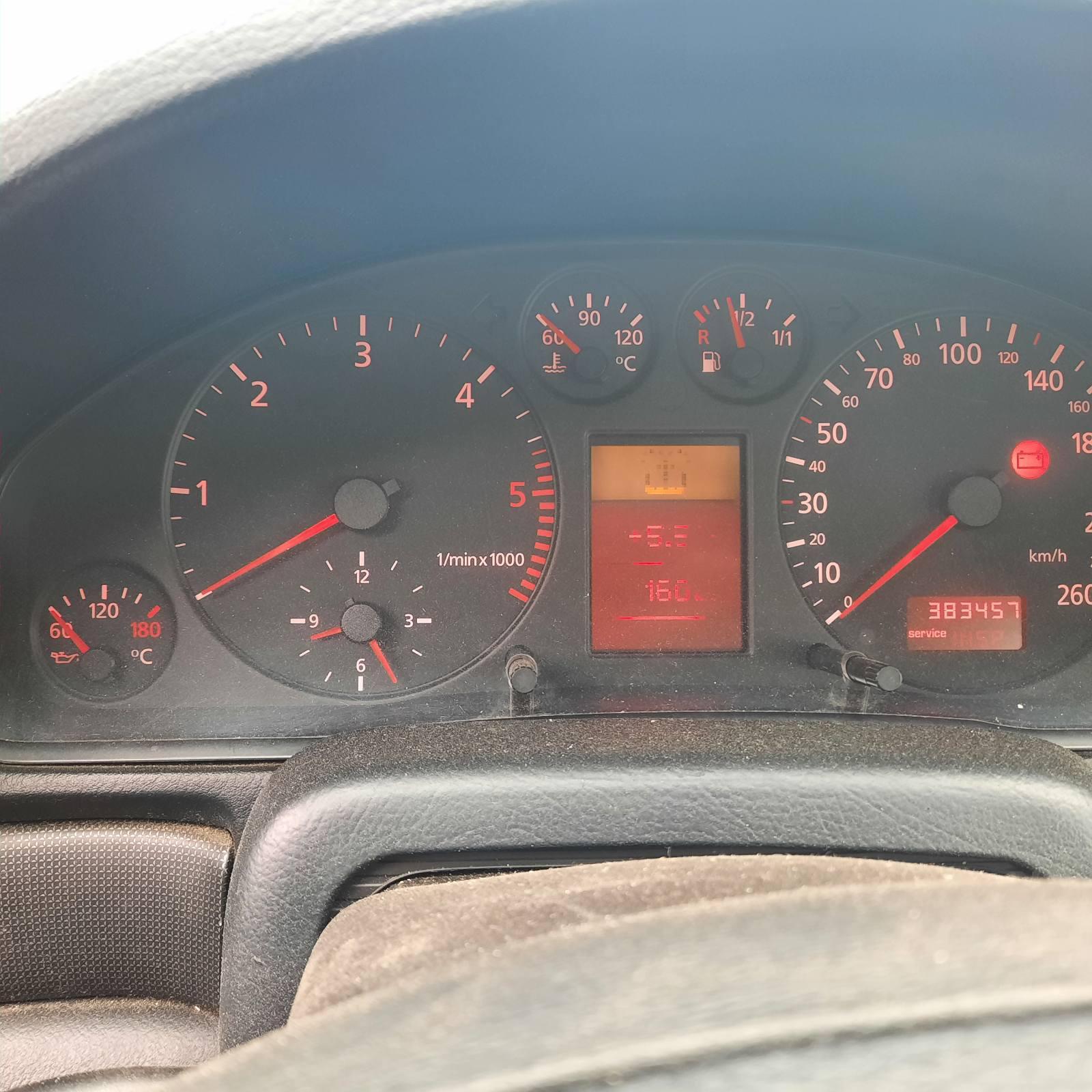 Naudotos automobiliu dallys Foto 4 Audi A4 1997 1.9 Automatinė Universalas 4/5 d. Zalia 2021-4-01 A6128